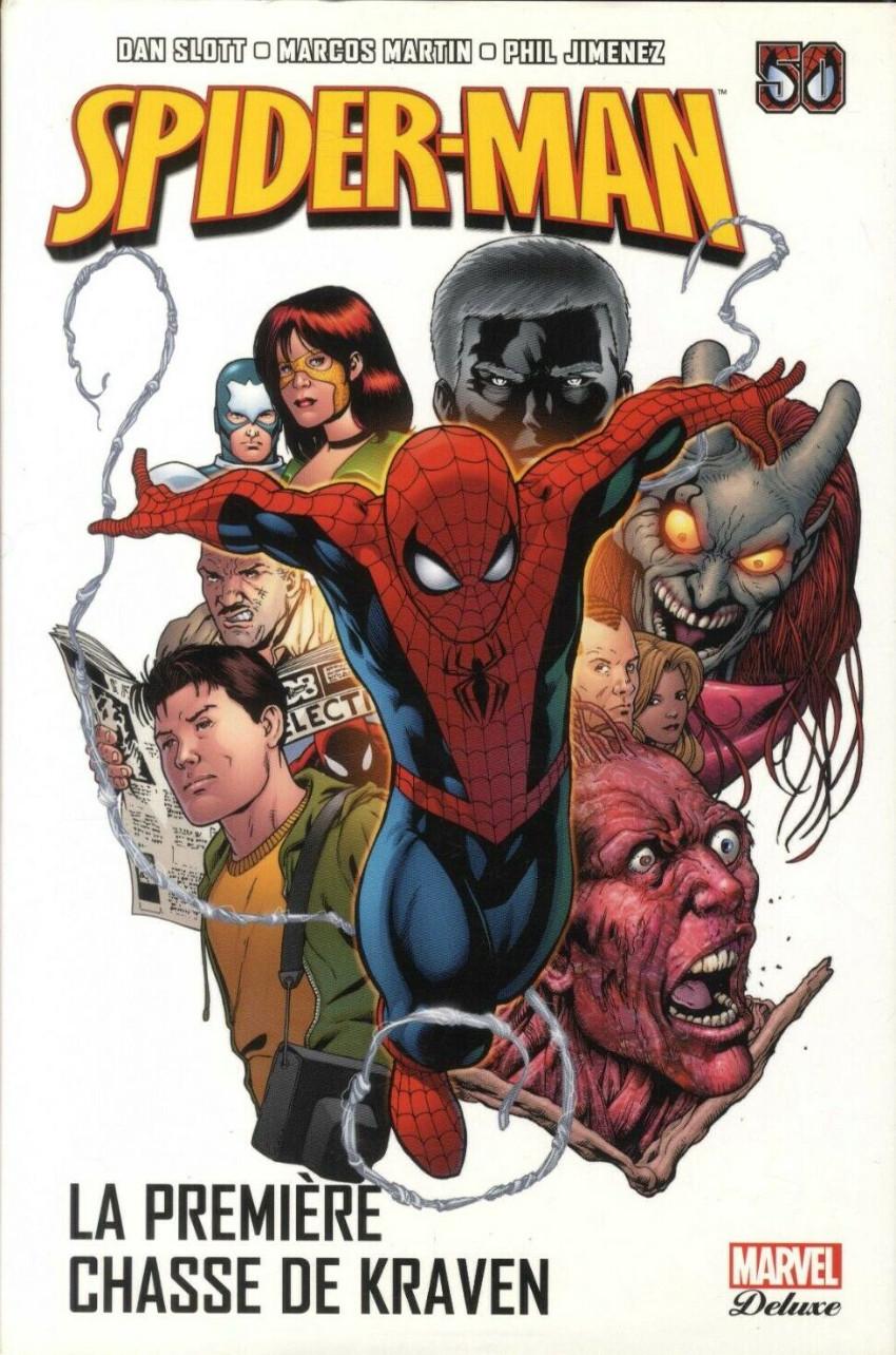Couverture de Spider-Man - Un jour nouveau -2- La Première Chasse de Kraven