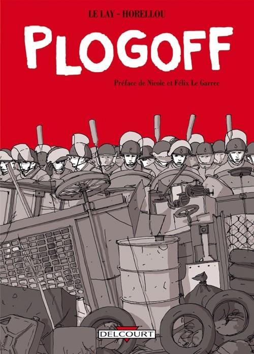 Couverture de Plogoff