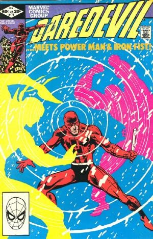 Couverture de Daredevil Vol. 1 (Marvel - 1964) -178- Paper Chase