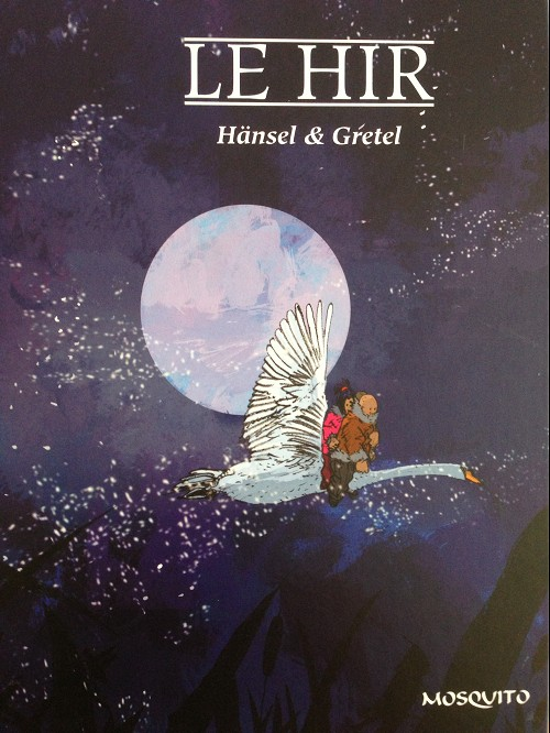 Hansel et Gretel One shot PDF