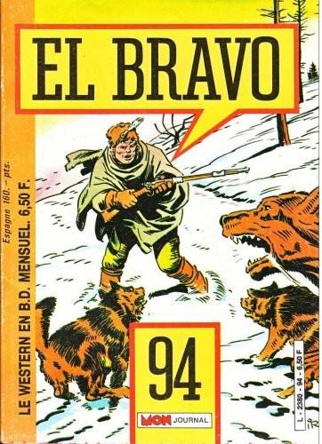 Couverture de El Bravo (Mon Journal) -94- Chasse à l'or