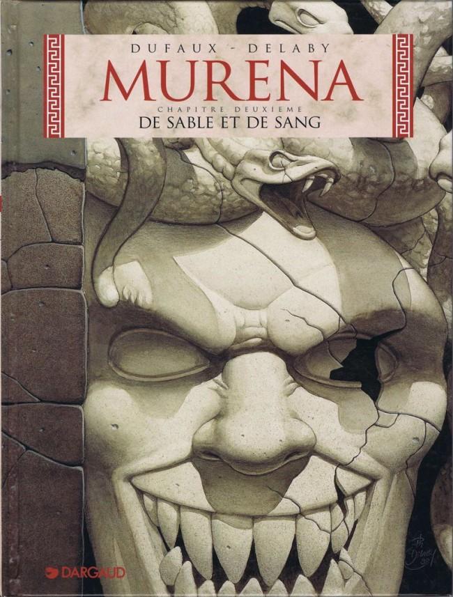 Couverture de Murena -2- De sable et de sang
