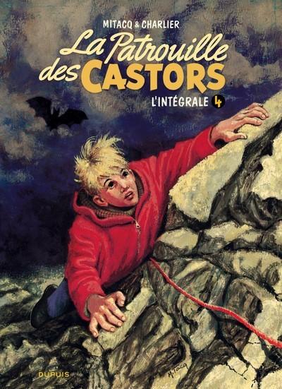 Couverture de La patrouille des Castors -INT4- L'intégrale 4 (1964-1966)