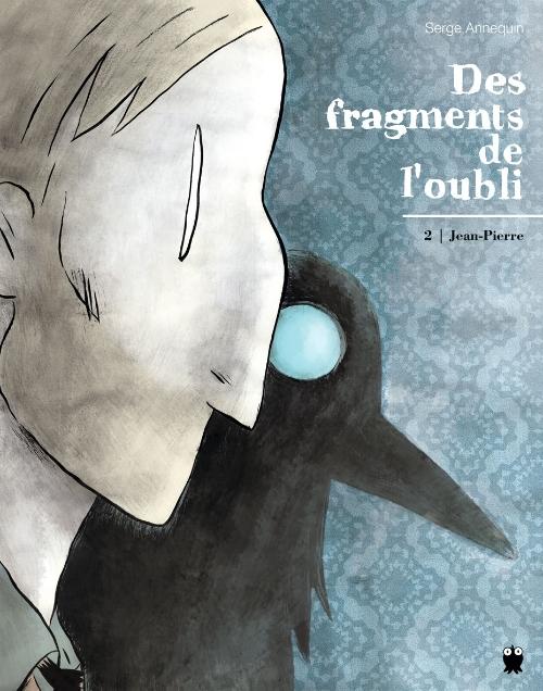 Couverture de Des fragments de l'oubli -2- Jean-Pierre
