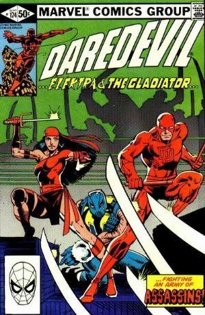 Couverture de Daredevil (1964) -174- The assassination of Matt Murdock