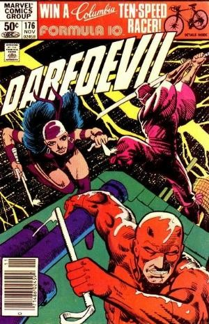 Couverture de Daredevil Vol. 1 (Marvel - 1964) -176- Hunters