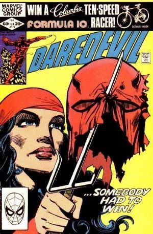Couverture de Daredevil (1964) -179- Spiked!
