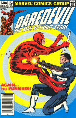 Couverture de Daredevil (1964) -183- Child's play