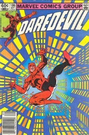 Couverture de Daredevil (1964) -186- Stilts