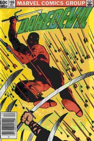 Couverture de Daredevil (1964) -189- Siege
