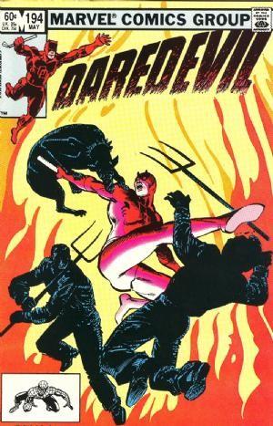 Couverture de Daredevil Vol. 1 (Marvel - 1964) -194- Judgement