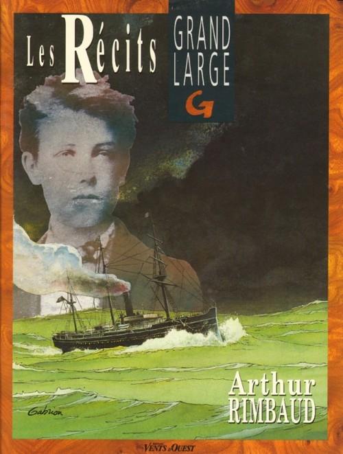Couverture de Les récits -3- Arthur Rimbaud