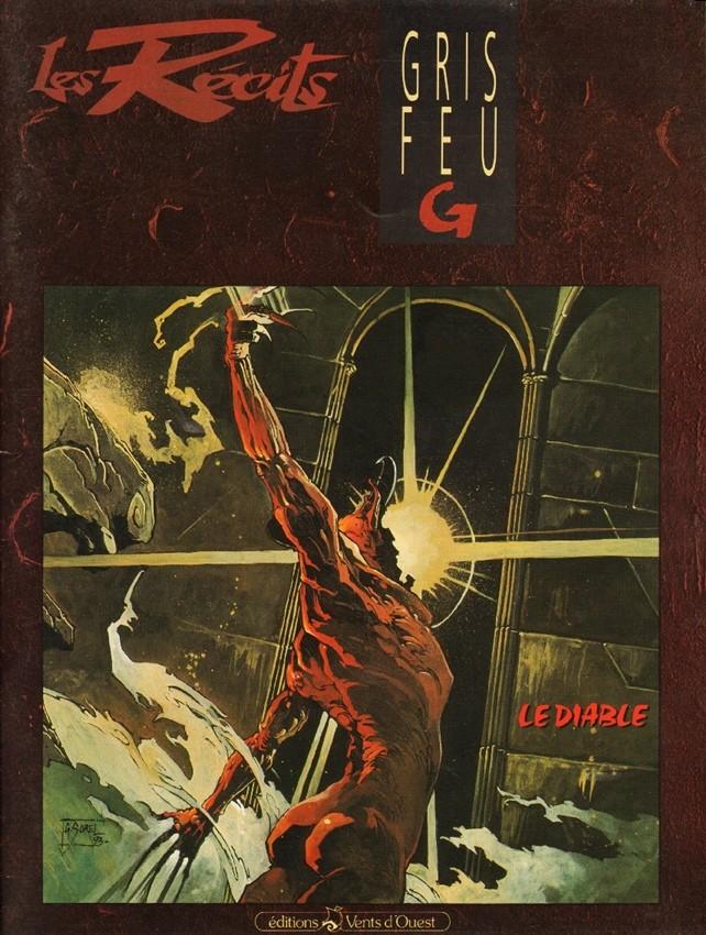 Couverture de Les récits -2- Le diable