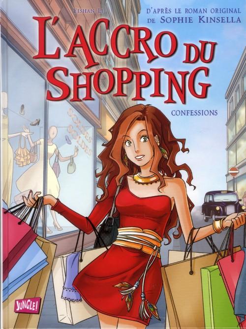 Couverture de L'accro du Shopping -1- Confessions
