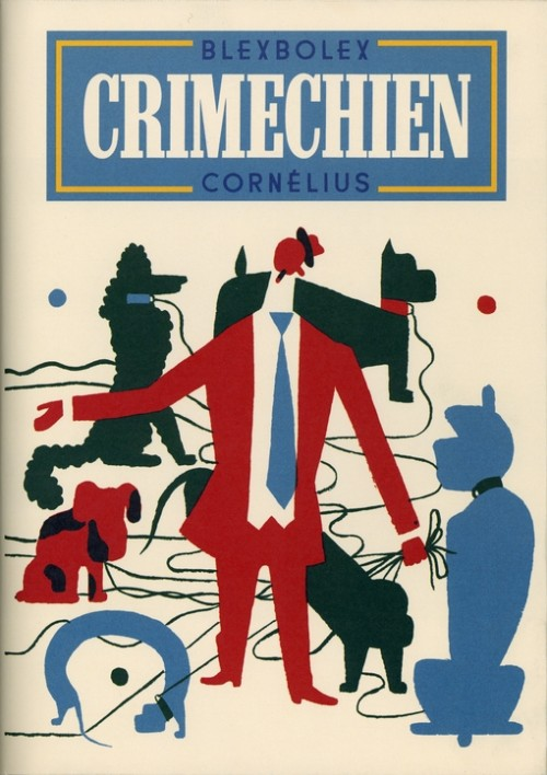 Couverture de Crimechien