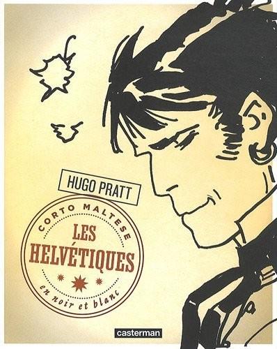 Couverture de Corto Maltese (2011 - En Noir et Blanc) -11- Les Helvétiques