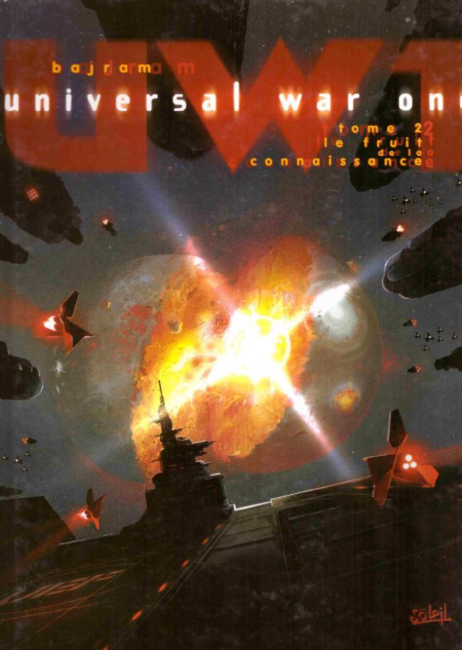 Couverture de Universal War One -2- Le fruit de la connaissance