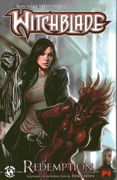 Couverture de Witchblade (1995) -INT10- Redemption vol. 2