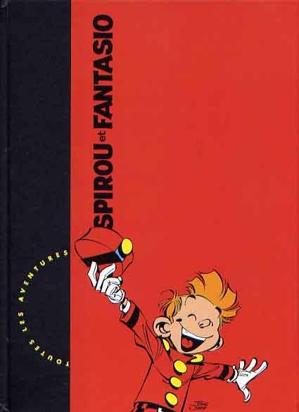 Couverture de Spirou et Fantasio -5- (Int. Dupuis 1) -16- Tome & Janry, tome 5