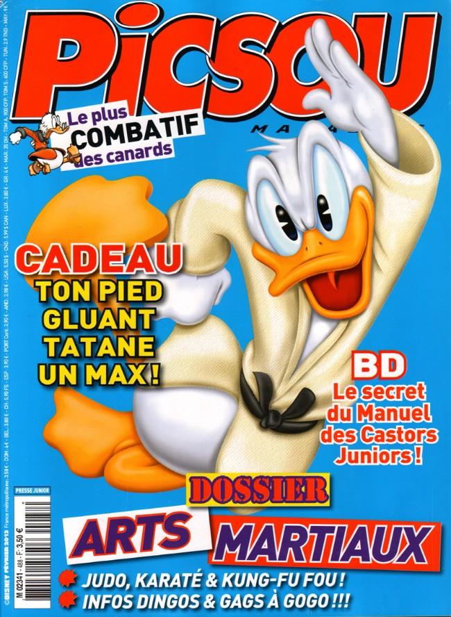 Couverture de Picsou Magazine -488- Picsou Magazine n° 488