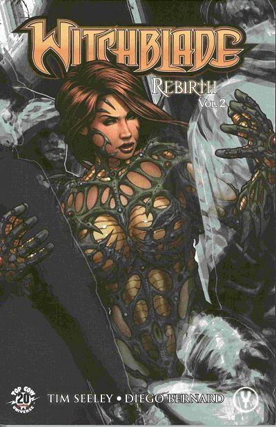Couverture de Witchblade (1995) -INT14- Rebirth 2