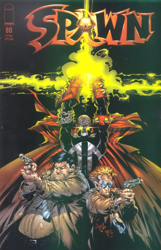 Couverture de Spawn (1992) -80- The Cleansing
