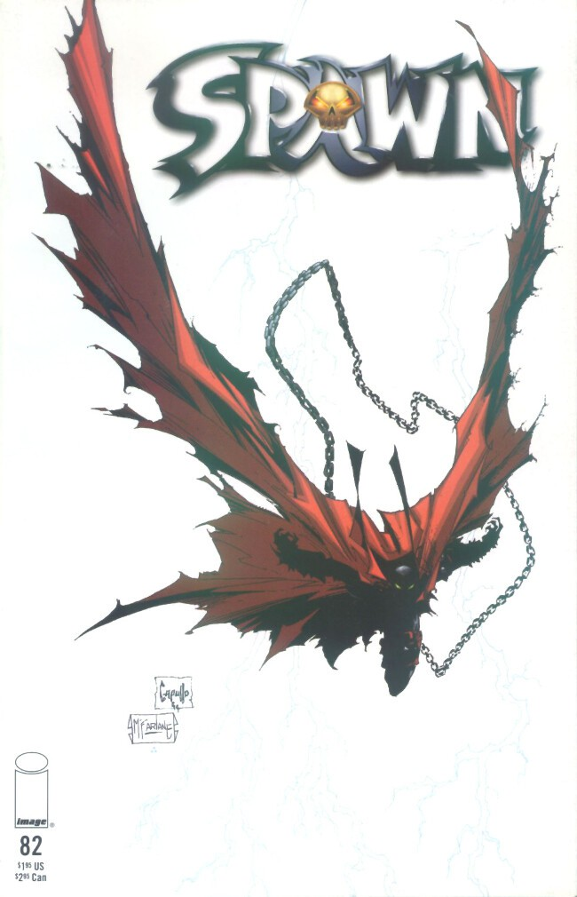 Couverture de Spawn (1992) -82- Devil inside part 2 of 2