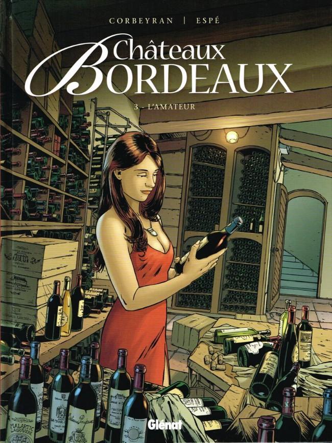 Couverture de Châteaux Bordeaux -3- L'Amateur