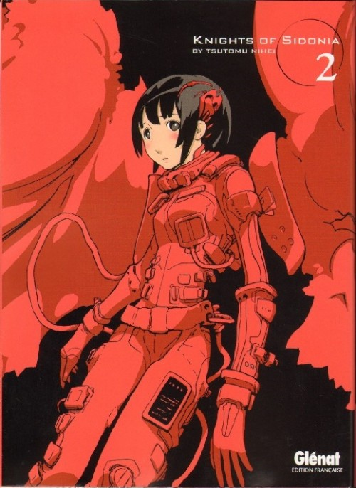 Couverture de Knights of Sidonia -2- Tome 2