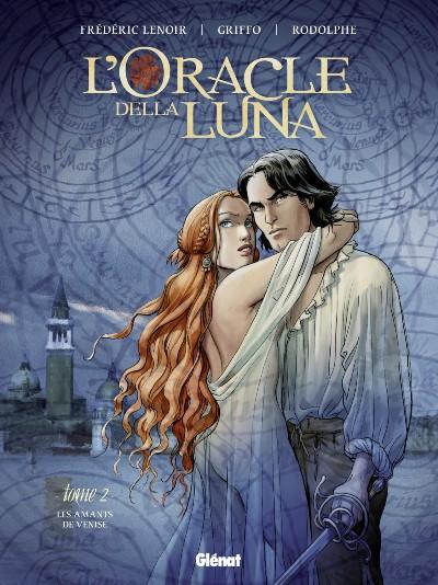 Couverture de L'oracle della luna -2- Les amants de Venise