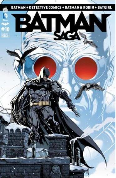 Couverture de Batman Saga -10- Numéro 10