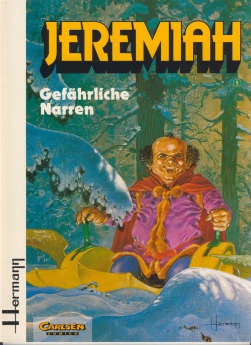 Couverture de Jeremiah (en allemand) -9- Gefährliche Narren