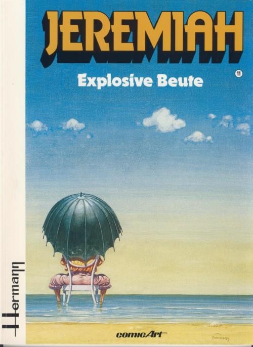 Couverture de Jeremiah (en allemand) -11- Explosive Beute