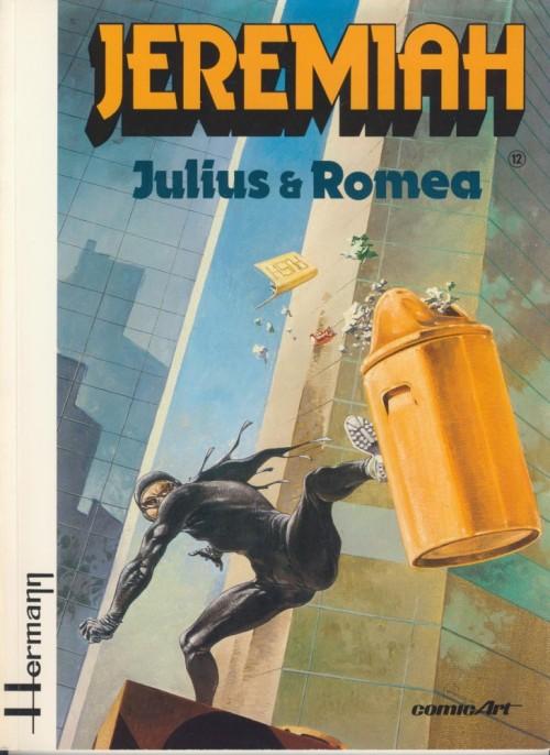 Couverture de Jeremiah (en allemand) -12- Julius & Romea