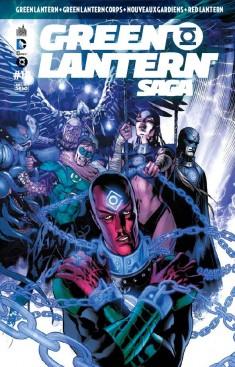 Couverture de Green Lantern Saga -10- Numéro 10