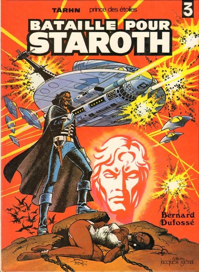 Couverture de Tärhn, prince des étoiles -3- Bataille pour Staroth