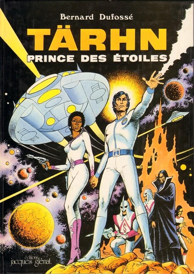 Couverture de Tärhn, prince des étoiles -1- Prince des étoiles