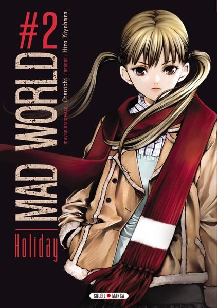 Couverture de Mad World -2- Holidays