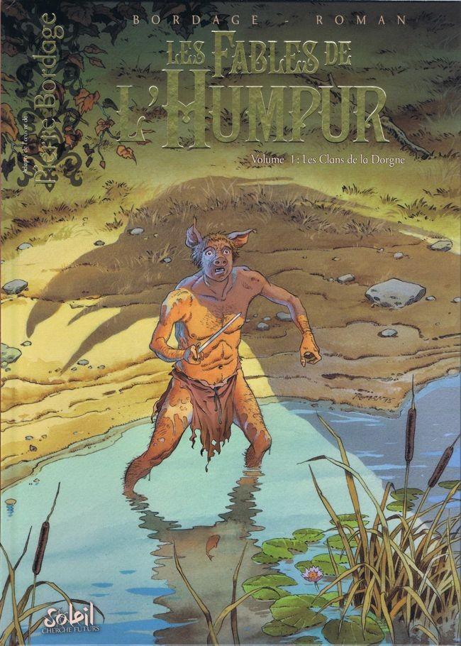Couverture de Les fables de l'Humpur -1- Les Clans de la Dorgne
