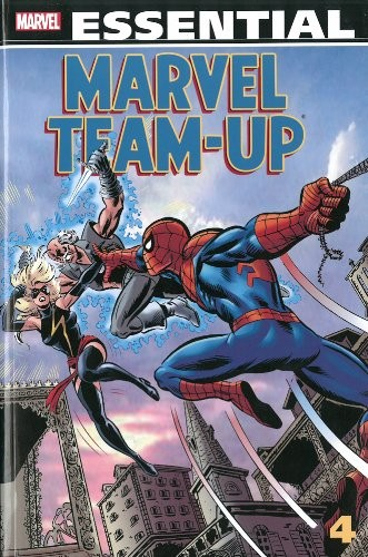 Couverture de Essential Marvel Team-Up (2002) -INT04- Marvel Team-Up volume 4