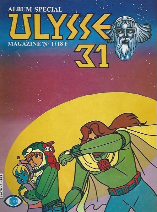 Couverture de Ulysse 31 (Magazine) -SPE- Album spécial - magazine no 1