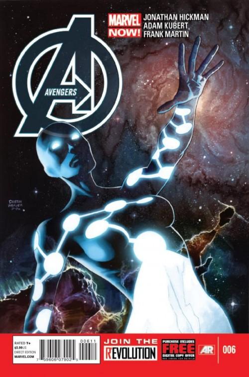 Couverture de Avengers Vol.5 (Marvel comics - 2013) -6- Zen And The Art Of Cosmology