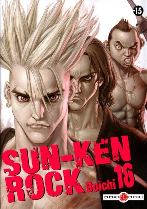 Couverture de Sun-Ken Rock -16- Tome 16