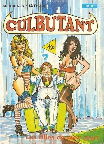 Couverture de Culbutant (Novel Press) -13- Les filles de mon pays
