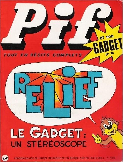 Couverture de Pif (Gadget) -78- Numéro 78