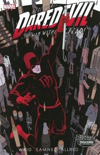 Couverture de Daredevil Vol. 3 (Marvel - 2011) -INT4- Daredevil by Mark Waid volume 4