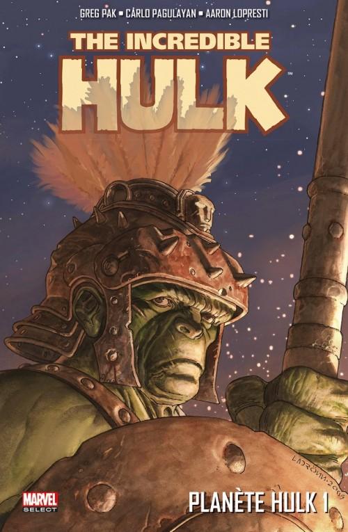 Couverture de Planète Hulk -1- Planète Hulk 1
