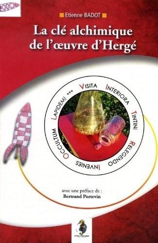 Couverture de (AUT) Hergé -156- La clé alchimique de l'œuvre d'Hergé