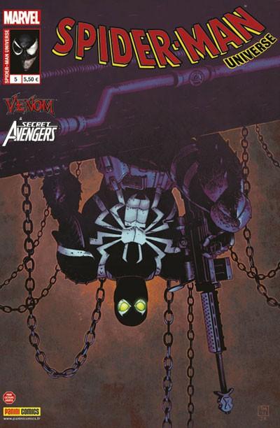 Couverture de Spider-Man Universe (Marvel France - 1re Série) -5- Retour à la maison