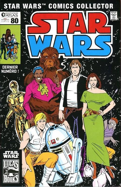 Couverture de Star Wars (Comics Collector) -80- Mon Hiromi à moi/tous ensemble !